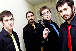 Inxa Impro Quartet